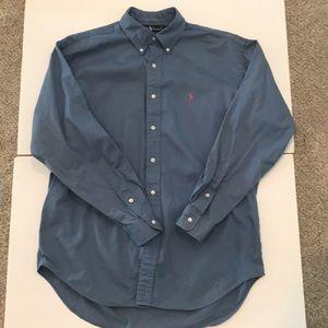 Ralph Lauren Blaire Button Down Shirt Large